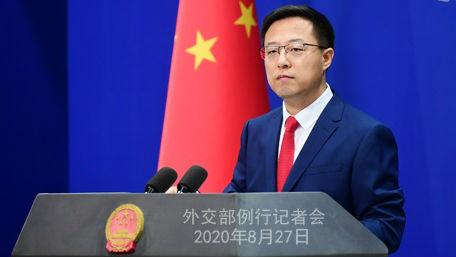 外媒关注:中国坚决反对美制裁涉南海中企