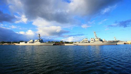 今年第9次!美舰又在台湾海峡从事这一危险举动