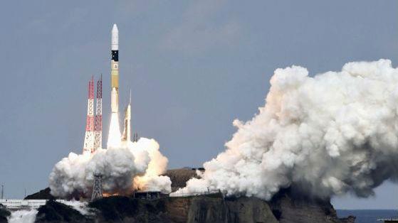 """日媒:日本考虑加入美国""""卫星群""""计划"""