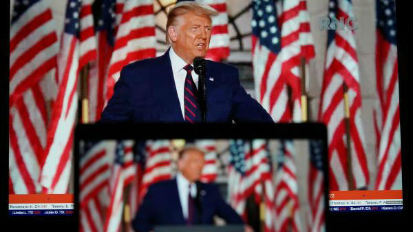 美国前共和党全国委员会主席:特朗普背离共和党建党精神