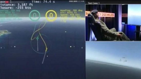 """5比0横扫美军飞行员 专家称人工智能""""飞行员""""仍难取代人类"""