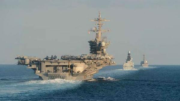港媒:美国散布中国军事优势论调 为大规模扩军找借口