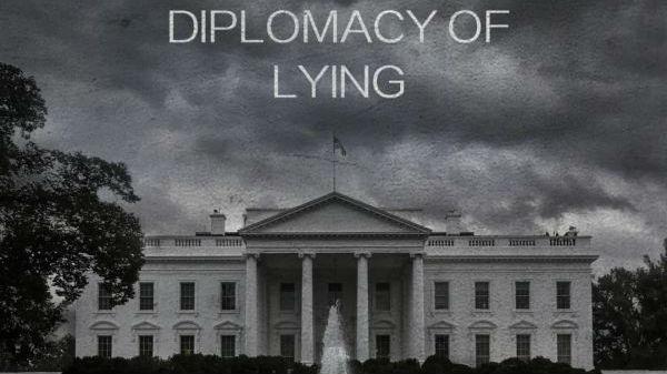 参考漫谈 |美国外交已沦落为——