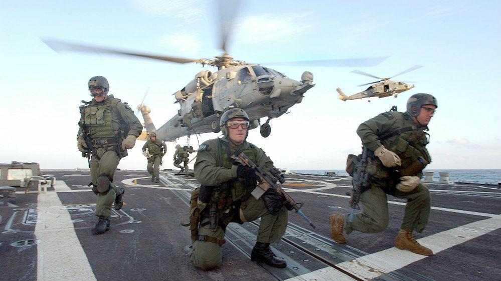 """规模不断扩大 美军特种部队正为""""大国冲突""""做准备"""