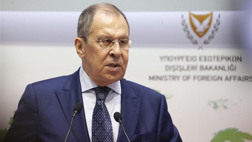 """俄罗斯外长:美国在东地中海""""助长了冲突"""""""