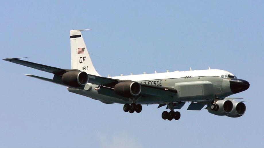 外媒:美军机抵近黄海侦察 伪装成他国飞机遭识破