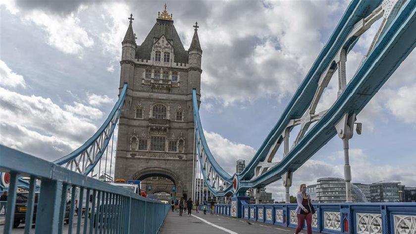 英国调查显示:英格兰新冠感染水平出现上升势头