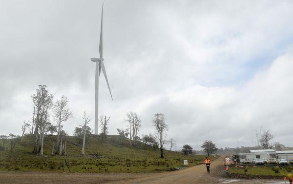 中企投资澳洲发电项目