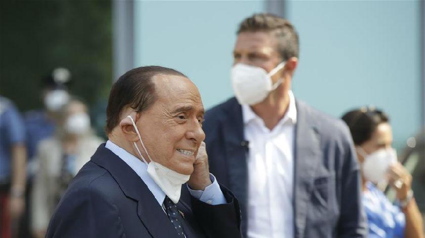 意大利前总理贝卢斯科尼出院