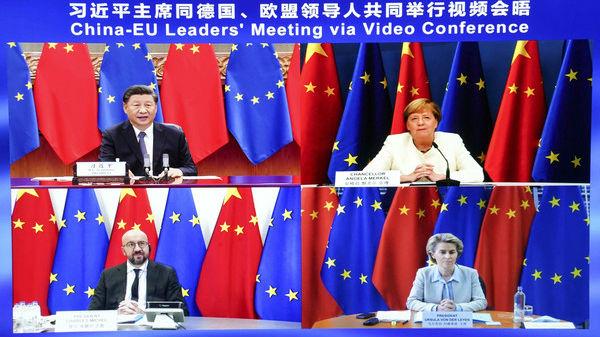 境外媒体述评:中德欧峰会深化合作伙伴关系