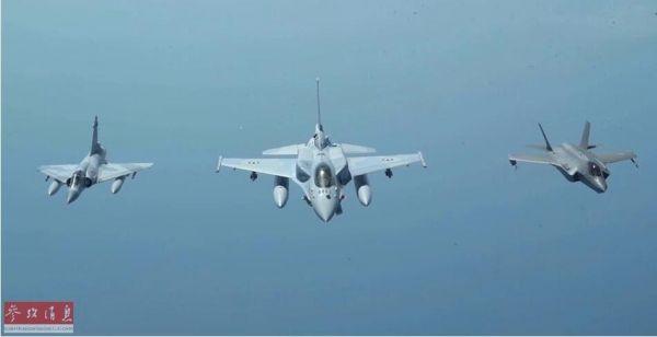 F-35 F-16