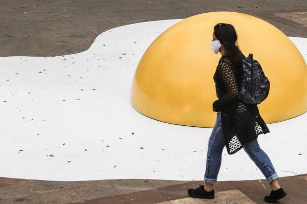 外媒:巴西新冠肺炎病例累计突破450万