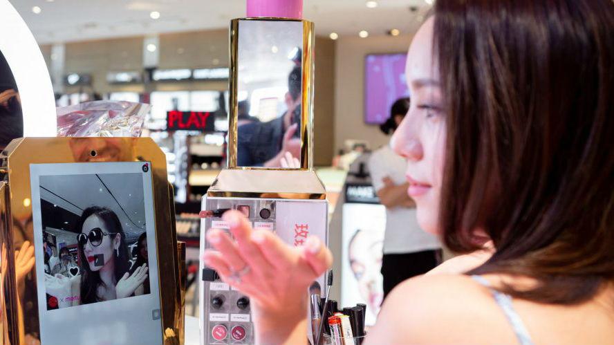 西媒:数字化助推中国时尚产业发展 中国已成为最具吸引力市场