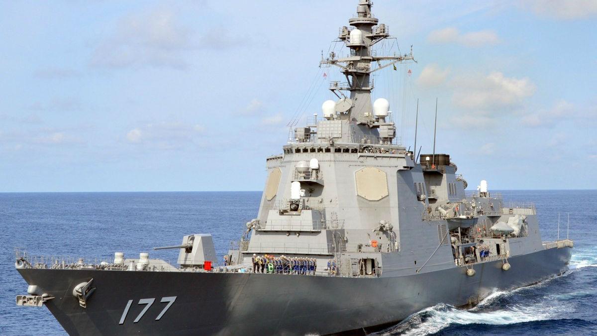 """日拟用海上方案替代陆基""""宙斯盾"""" 或考虑建造专用反导舰"""