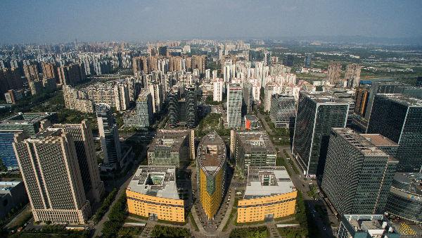"""港媒:成渝城市群将成中国""""第四增长极"""""""