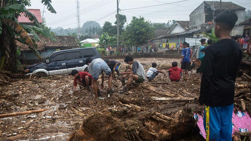 印尼:暴雨过后