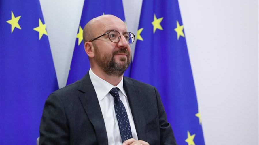 欧洲理事会主席米歇尔决定自我隔离