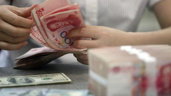 美媒:人民币崛起削弱美元支配地位