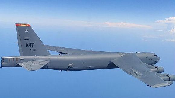 """美轰炸机抵近监视""""高加索-2020"""" 俄专家称是为挑衅恐吓俄"""