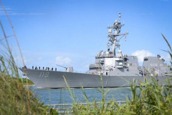 """美媒:美海军考虑舰船""""扩容""""至500艘以上"""