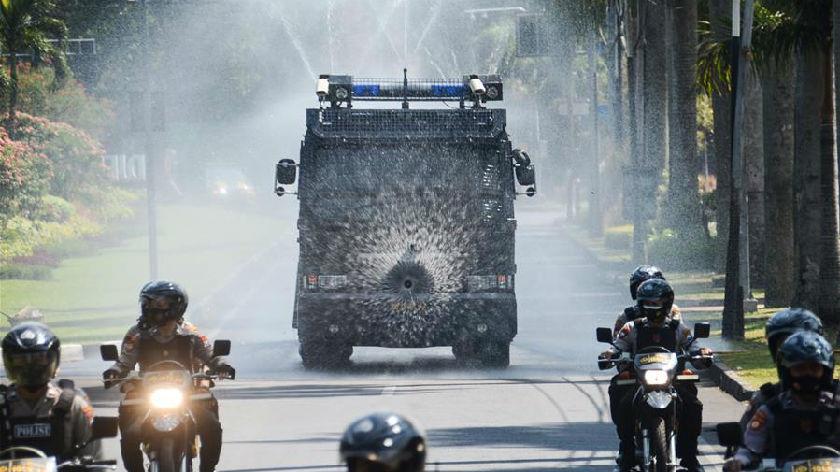 印度尼西亚:消杀防疫