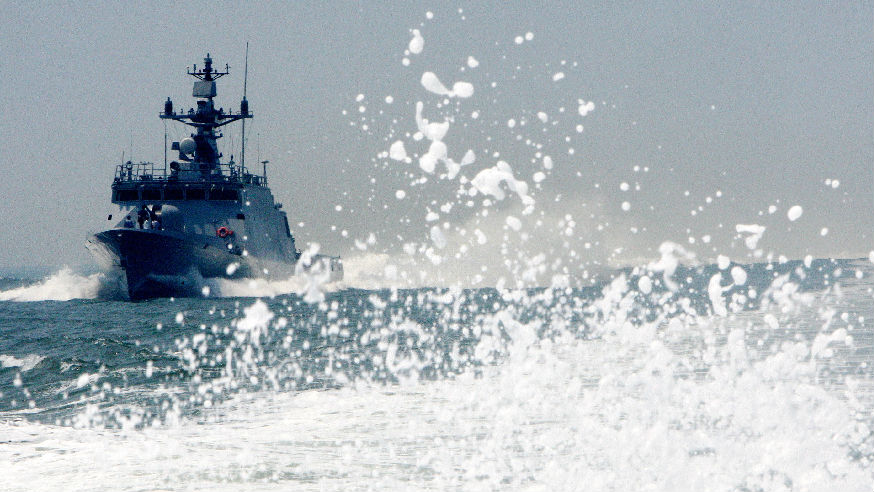 朝鲜要韩国停止侵犯其西部领海