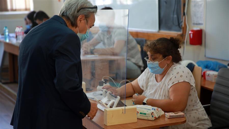 罗马尼亚疫情中举行地方选举