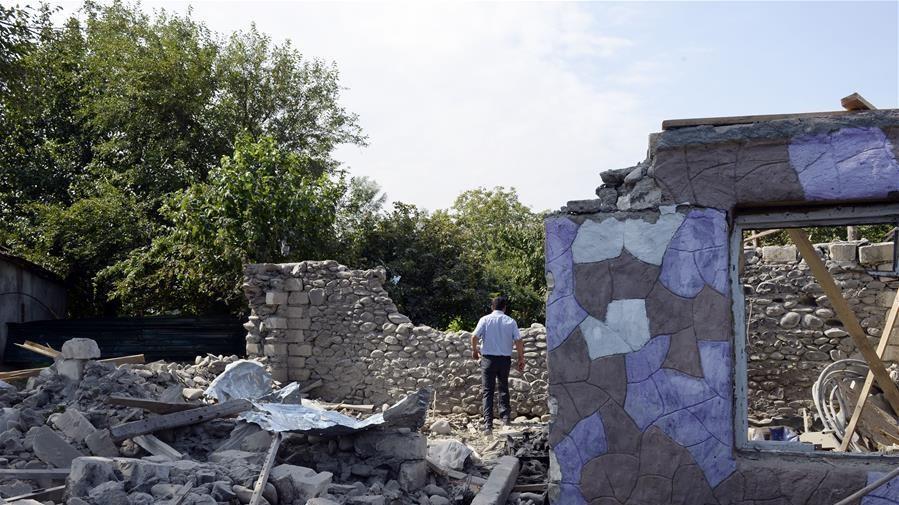 阿塞拜疆与亚美尼亚在纳卡地区爆发新一轮冲突