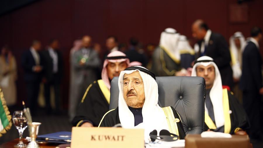 科威特埃米尔萨巴赫去世