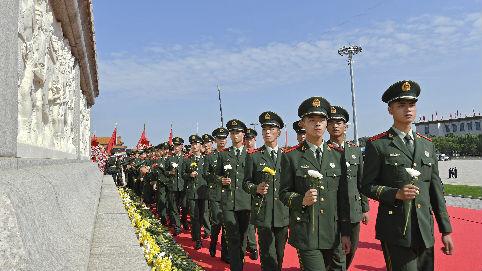 外媒关注:中国以最高规格纪念烈士