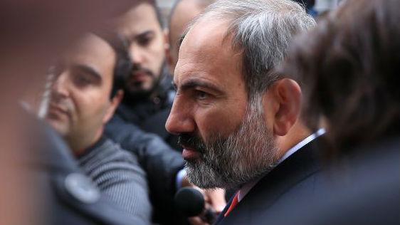 外媒:若亚美尼亚领土受到攻击 亚总理称俄将履行条约义务