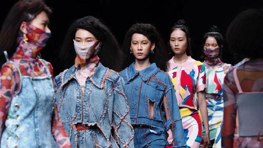 2021春夏上海時裝周精彩紛呈