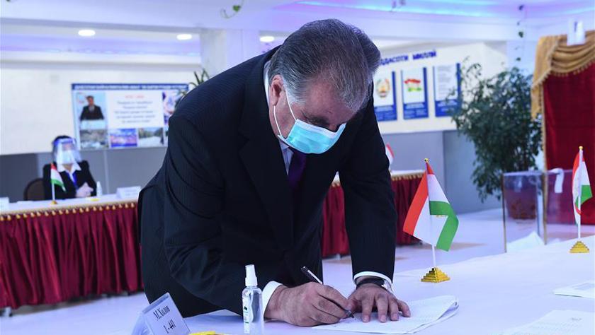 塔吉克斯坦总统选举开始投票