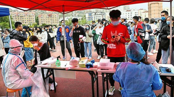 外媒:中国及时高效应对青岛疫情