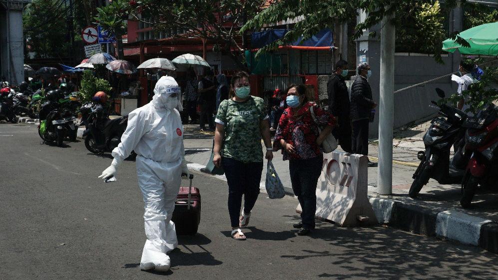 外媒:印尼拟批准紧急使用中国疫苗