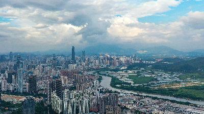 《印度教徒报》:深圳,中国的变革之城