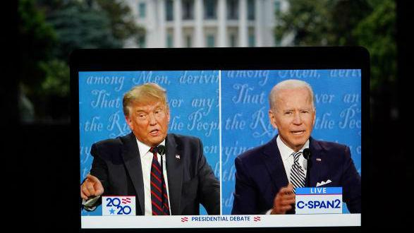 外媒:聚焦抗疫种族议题 美大选辩论安排令特朗普恼火