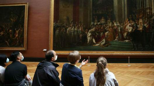 外媒:欧洲博物馆开辟在线服务新出路