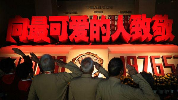境外媒体综述:中国纪念抗美援朝传递必胜信心