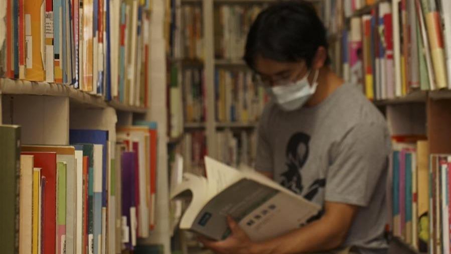 美國實體書店在疫情中艱難求生