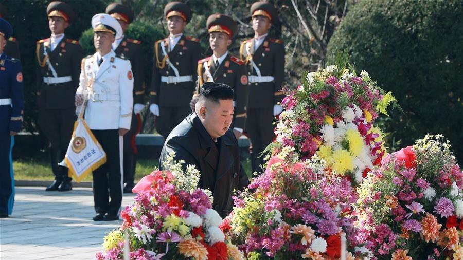 朝鮮以多種形式隆重紀念中國人民志愿軍抗美援朝出國作戰70周年