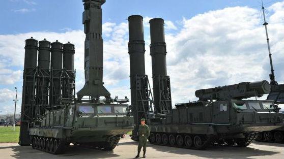 俄媒:俄军S-300V4防空系统可拦截高超音速导弹