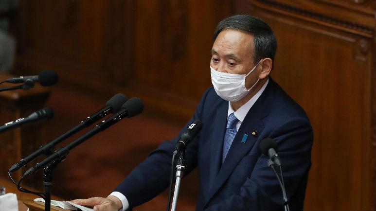 """日媒:菅义伟外交安保政策凸显""""继承性"""""""