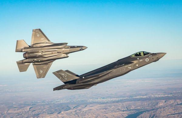 F-35I 2020 10 old