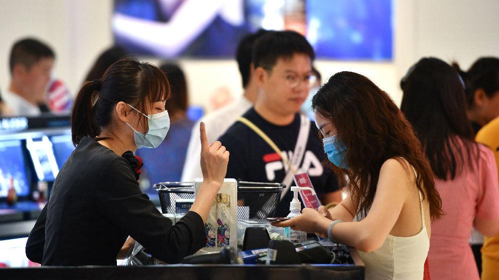 英媒:大放异彩!在一个深陷衰退的世界里,中国实现V形复苏