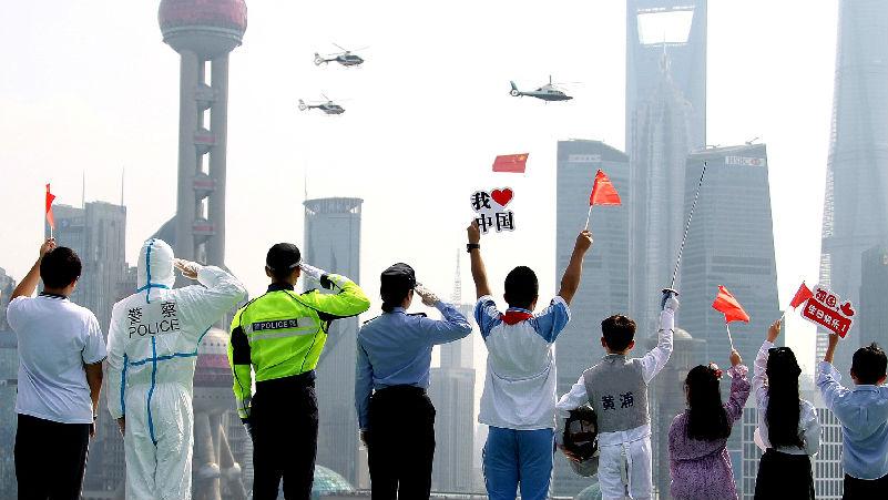 境外媒体关注:五中全会指明中国新发展方向