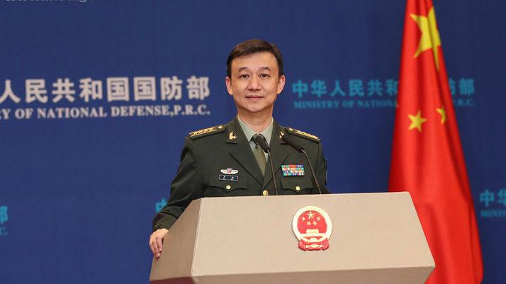 """外媒:中美两军就""""管控危机""""开视频会"""