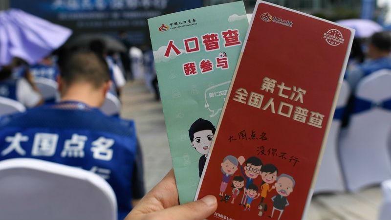 外媒关注:中国人口普查首用电子化登记