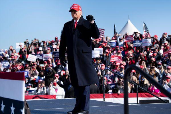 美媒认为:大选后美国难免会乱一阵子