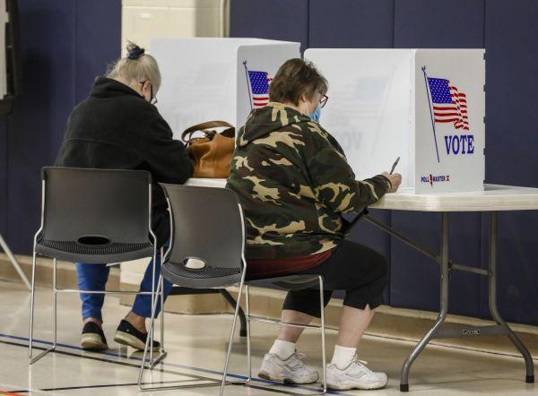 外媒评论:欧洲观众看美国大选心态矛盾